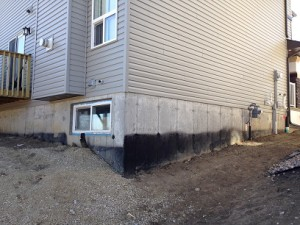 J and J Coatings - New House Parging